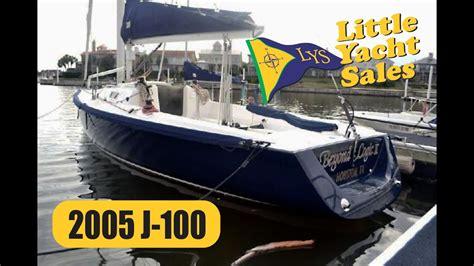 sailboats kemah sold 2005 j boats j100 sailboat for sale at little