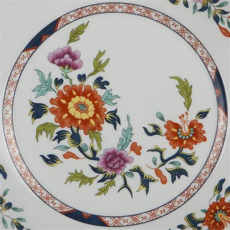 Primative Home Decor by Limoges Porcelain Dinner Service In The Compagnie Des Indes Style Expertissim