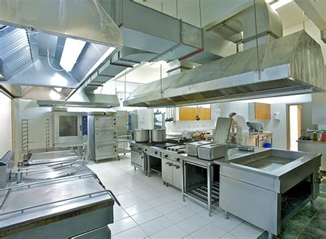 Kitchen Demand Ventilation Energy Efficiency In The Kitchen Green Hotelier