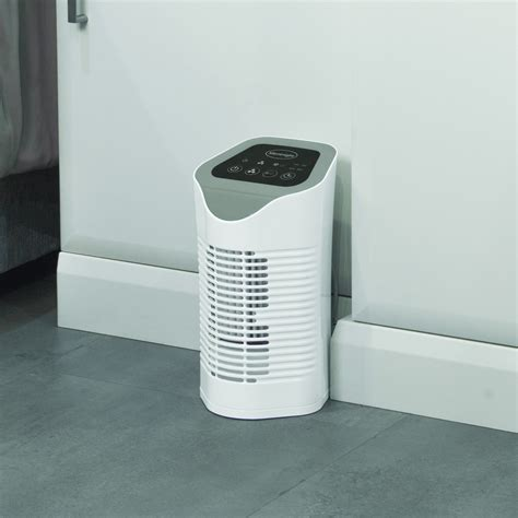 silentnight hepa filtered air purifier carbon filter ionizer timer ebay