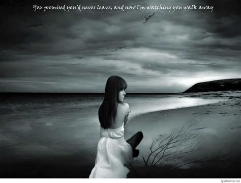 wallpaper sad alone girl quotes sad alone quotes wallpapers and pictures top hd