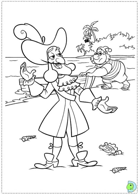 jake and the neverland pirate pictures az coloring pages
