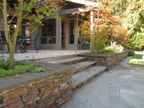 Landscape Design Redmond Wa Redmond Landscape Traditional Deck Seattle By Kate