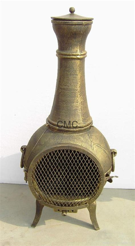 Chiminea Suppliers Cmc Cast Iron Chiminea Fsl017 Fsl020 China Manufacturer