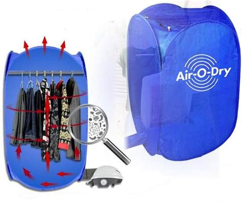 How To Dry Clothes Fast Without A Dryer Other Home Amp Living Air O Dry Multi Function Portable
