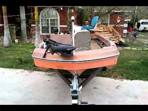 1973 monark fishing boat 1975 monark fishing boat youtube