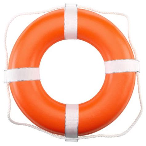 boat safety buoy jim buoy 20 quot life ring academy