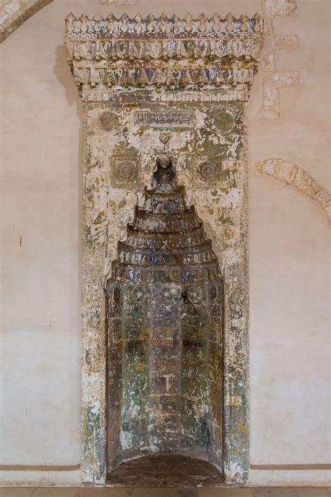 niche design meaning mihrab wikipedia