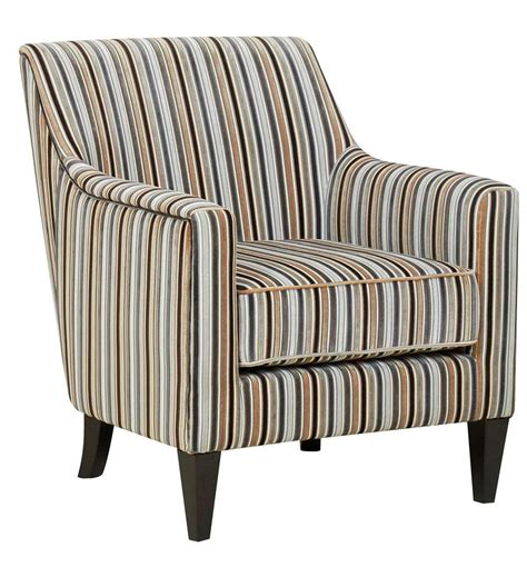 Striped Armchairs by Henley Multi Striped Style Chair Fabric Armchair