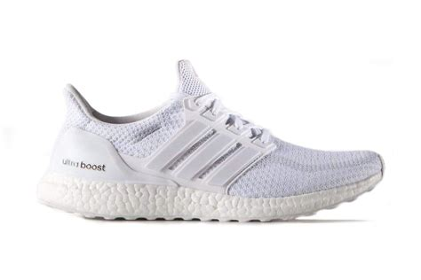 Adidas Ultra Boost White 1 adidas ultra boost all white