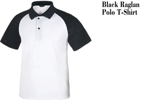 Raglan Shirt 4 20 mens baseball polo collar pique pk raglan t shirt