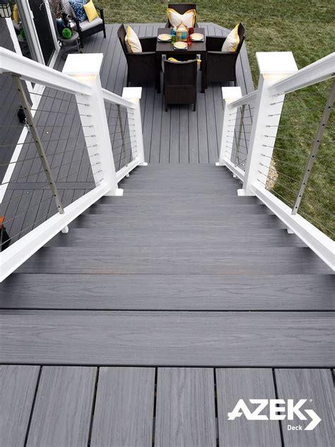 deck color brand new azek deck color island oak a fashion forward