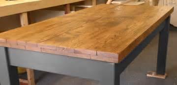 Oak Kitchen Island Units Farmhouse Tables