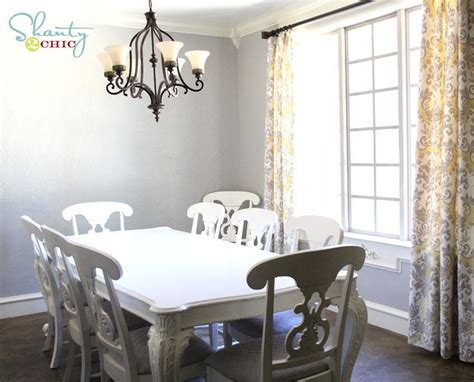 Diy Paint Dining Room Table Dining Table Diy Dining Table Paint