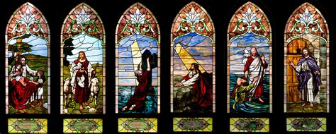 stained glass ls pin good shepherd lutheran church on pinterest