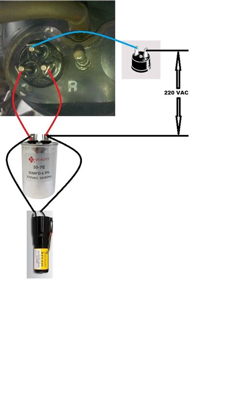 Compresor Ac Sharp 1 2 Pk problema de arranque compresor split lg que puede ser