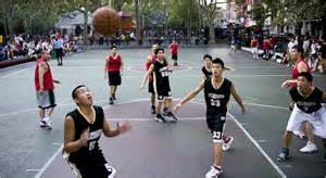 Among chinese americans a split on sports nytimes com