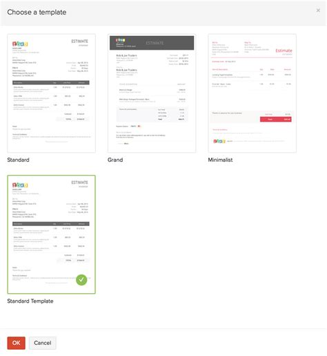 template invoices zoho free invoice template rabitah net