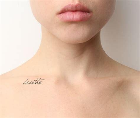 small collar bone tattoos 25 best ideas about collar bone tattoos on