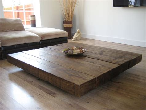 livingroom tables 10 large coffee table designs for your living room housely