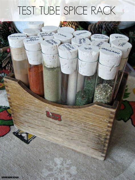 Test Decor by Diy Test Spice Rack Book Design