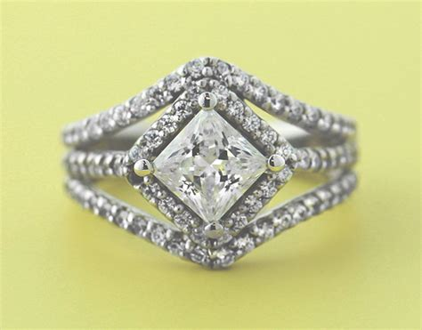 6 non traditional conflict free engagement rings