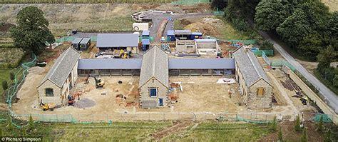 work has ground to halt on beckhams 163 6m country mansion