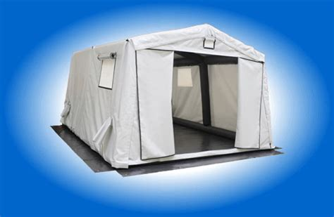 Open Door Shelter by Air Shelters Picture Image By Tag
