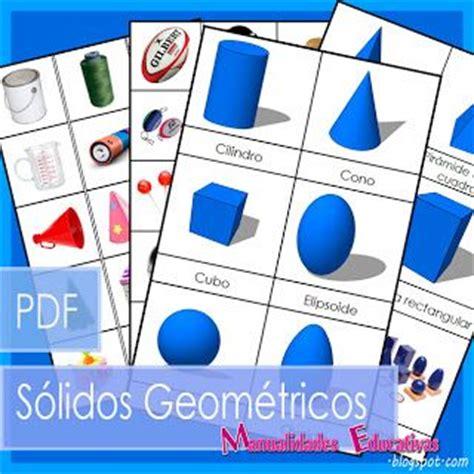 figuras geometricas montessori manualidades educativas s 243 lidos geom 233 tricos montessori