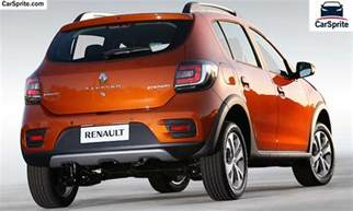 Sandero Stepway Renault Renault Sandero Stepway 2017 Prices And Specifications In
