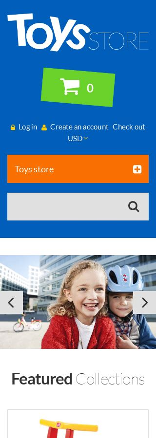 shopify themes toys fun toys shop shopify theme smartphone layout 2