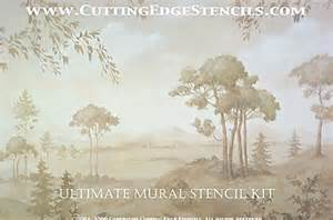 wall mural templates mural stencils for easy diy wall decor mural stencils