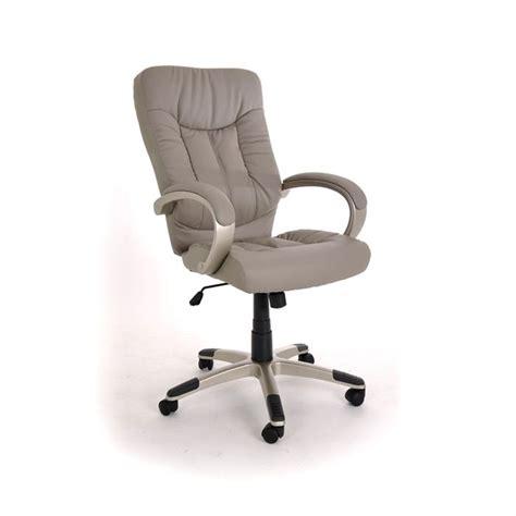 fauteuil de bureau confort manager fauteuil de bureau gris grand confort achat