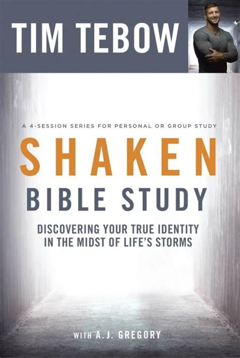 shaken bible study discovering your true identity in the