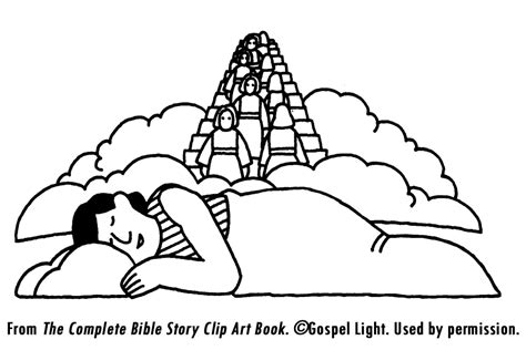 free bible coloring pages jacob s ladder jacob and coloring pages coloring home