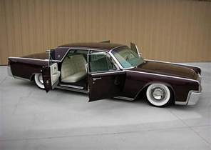 lincoln continental with doors makes my