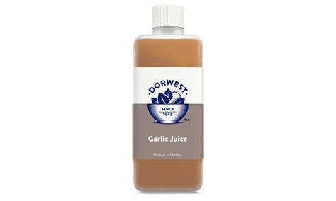 Murah Dorwest Garlic Juice 125ml dorwest garlic juice collins nets ltd