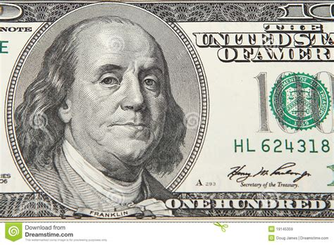 hundred dollar one hundred dollar bill royalty free stock images image