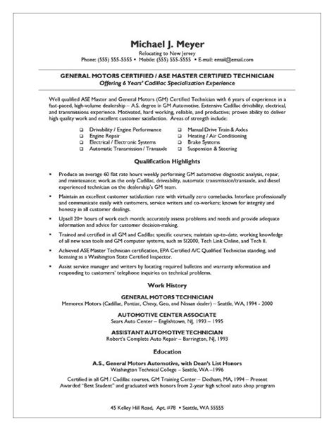 resume objective exles specific job resume ixiplay