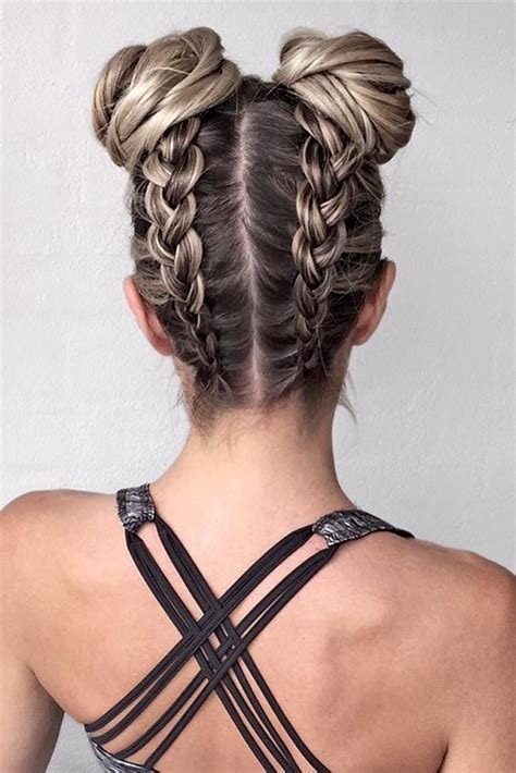 Braided Hairstyles For Hair Easy by Best 25 Hairstyles Ideas On Hair Styles