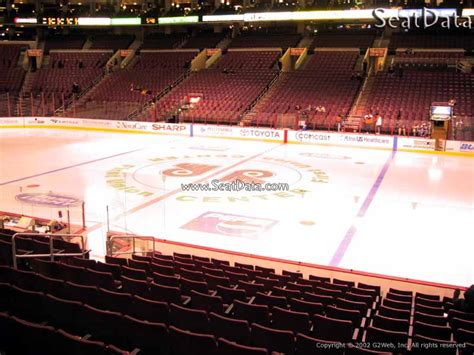 wells fargo center section 114 philadelphia flyers wells fargo center section 114