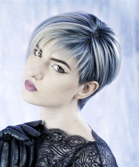 short silver hairstyle called 55 best blonde hair color trends 2016 images on pinterest