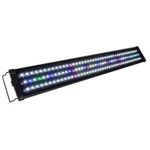 fish tank light fixtures 36 43 inch 129 led aquarium lighting fish tank light