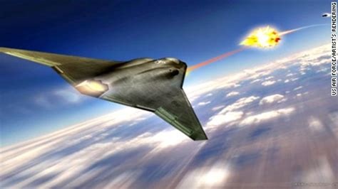 Reel Next Jet 3000 laser armed fighter jets by 2020 air says