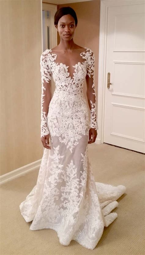 Zuhair Murad Wedding Dresses Debut in Chicago   Wedding