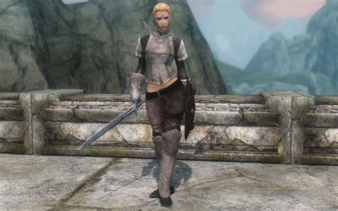 skyrim unp adventurer maiden armory unp mashup at skyrim nexus