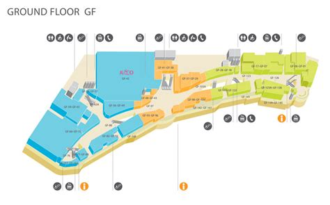 Mall Bangalore Floor Plan by Queensbay Mall Floor Plan
