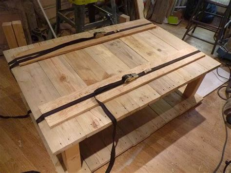 build own coffee table how to your own wood coffee table