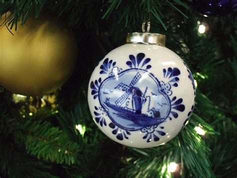 christmas ornaments delft blue and white 95 best images about ornaments delft blue and white on blue