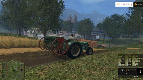 in timer for ls revised giants dlc classics pack ls15 farming simulator